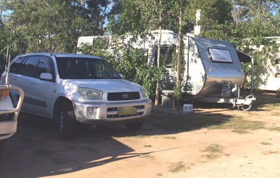 Suits larger vans